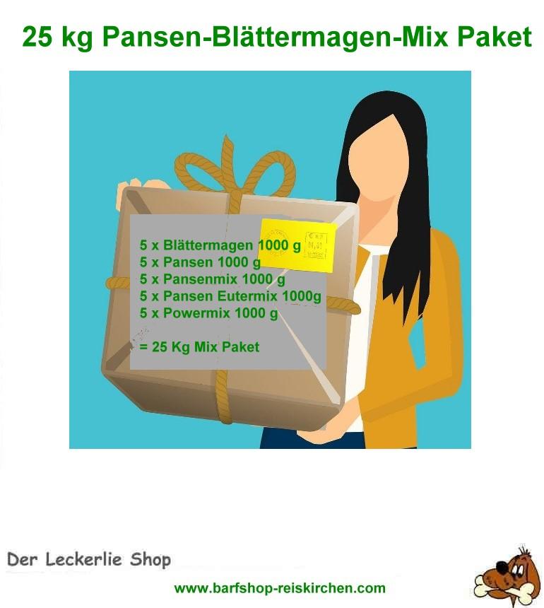 Pansen-Mix-Paket